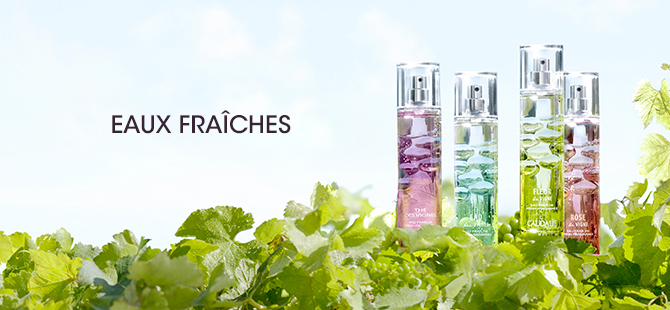 Discover the french fragrances